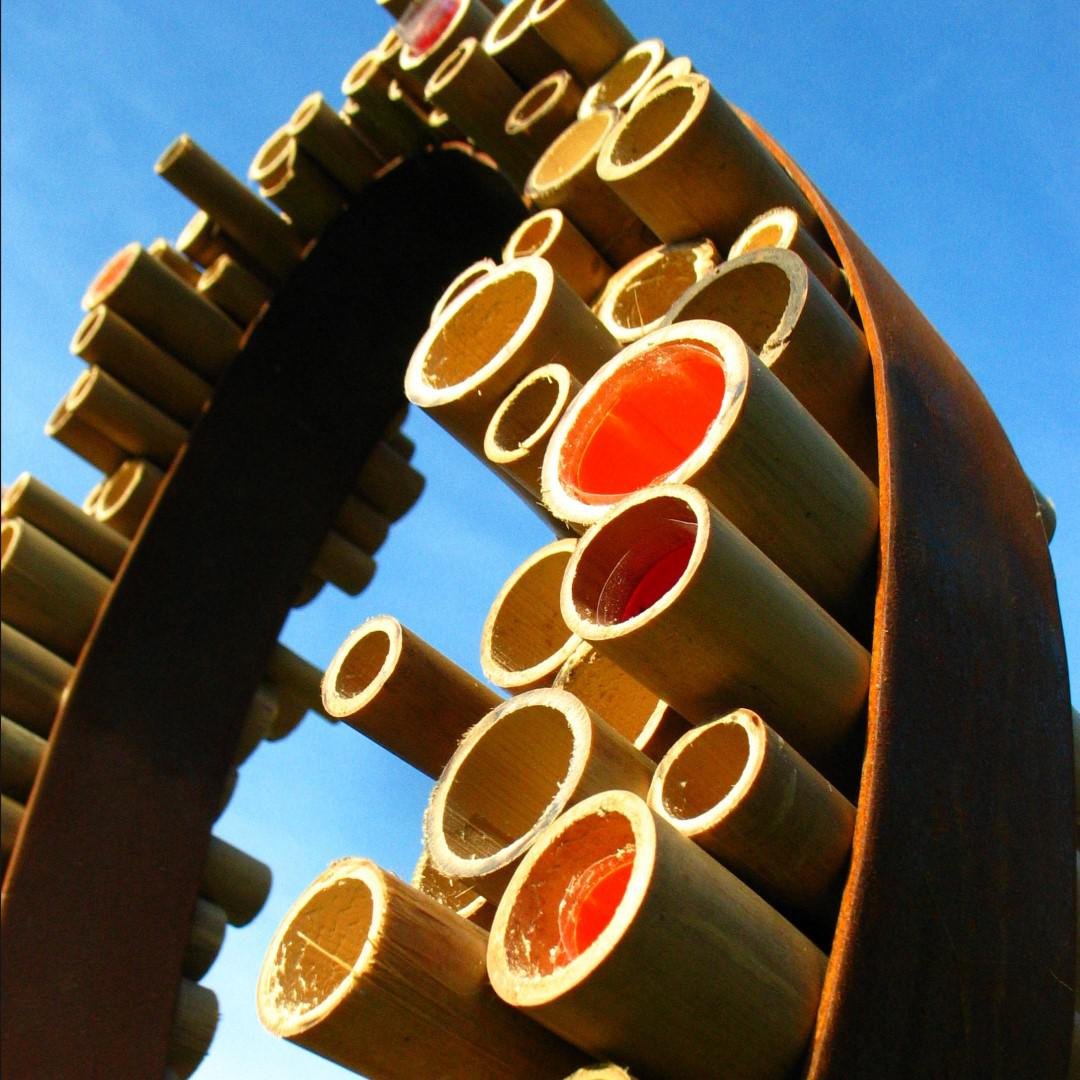 wensen van de kinderen in de bamboe